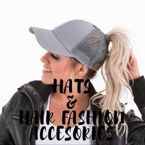 Accessories - HATS & HAIR FASHION ACCESSORIES